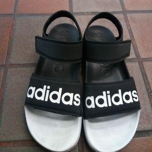 Mens Adidas Sandals Size 10